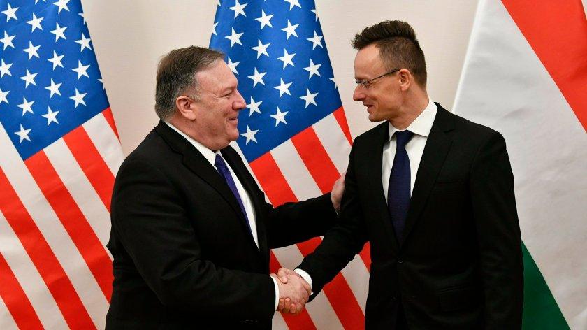 Hungary US Diplomacy